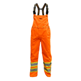 U6400PO Viking Journeyman® 300D Tri-Zone Bib Pants