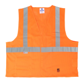 U6105O Open Road® Mesh Safety Vest