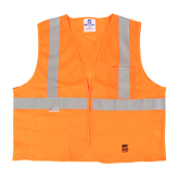 U6108O Open Road® Mesh Safety Vest