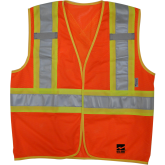 U6110O Open Road® BTE Safety Vest